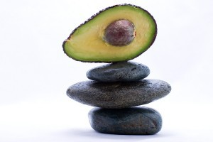 Food pyramid - avocado